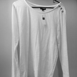 GAP Longsleeve slub shirt